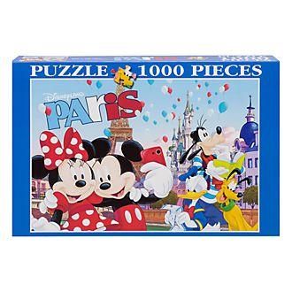 Puzzle 1000pièces souvenir DisneylandParis
