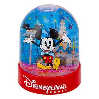 Disneyland Paris Mickey and Friends Snow Globe