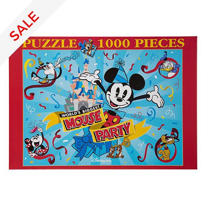Disneyland Paris Mickey and Friends 1000 Piece Puzzle