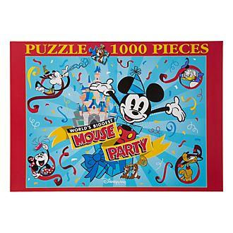 Disneyland Paris Puzzle 1000 pièces Mickey et ses Amis