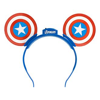 Disneyland Paris Captain America Light-Up Headband