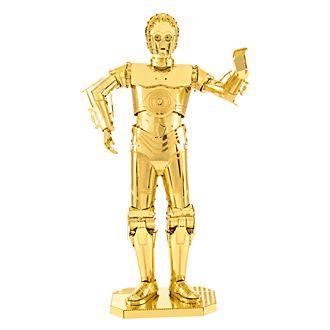 Maquette Star Wars C-3PO en métal DisneylandParis