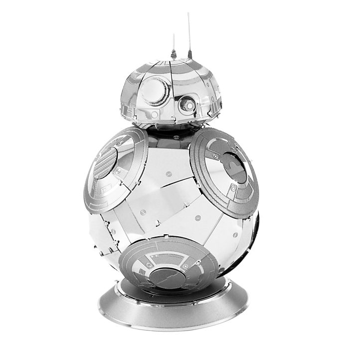 Disneyland Paris Star Wars BB-8 Steel Model Kit