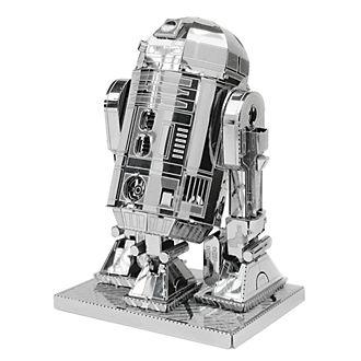 Maquette Star Wars R2D2 en métal DisneylandParis