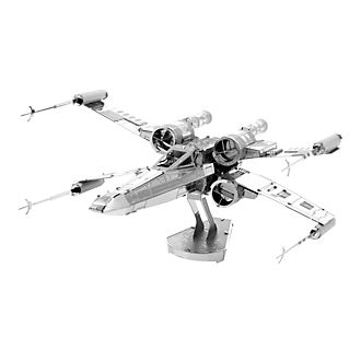 Maquette Star Wars X-Wing Starfighter en métal Disneyland Paris