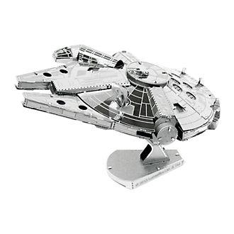 Maquette Star Wars Faucon Millenium en métal DisneylandParis