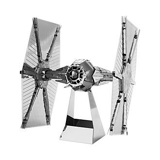 Disneyland Paris Star Wars Imperial Tie Fighter Steel Model Kit