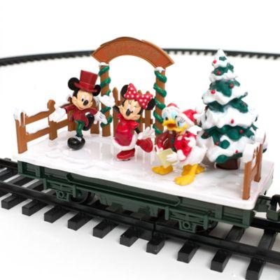 Disneyland Paris - Weihnachtszug-Set