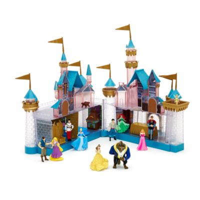 Disneyland Paris 25.Geburtstag - Spielset Prinzessinnen-Schloss
