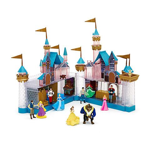 Château de princesse 25eanniversaire de Disneyland Paris