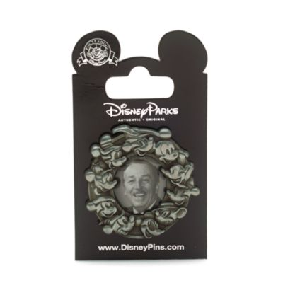 Walt Disney Mickey Mouse Frame Pin, Disneyland Paris