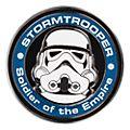 Disneyland Paris Star Wars Stormtrooper Medallion Pin