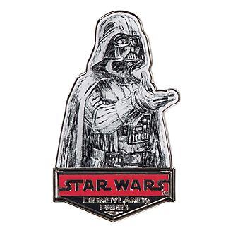 Pin's de style esquisse Dark Vador de Stars Wars Disneyland Paris