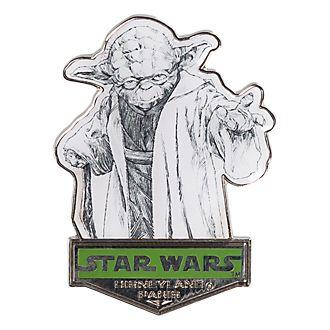Pin's de style esquisse Yoda de Stars Wars Disneyland Paris