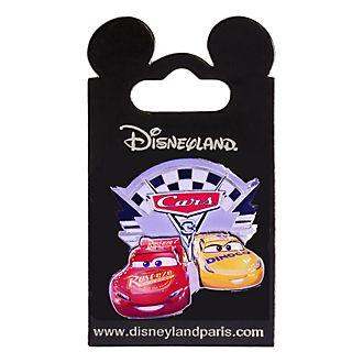 Disneyland Lightning McQueen Favourite Heroes Pin