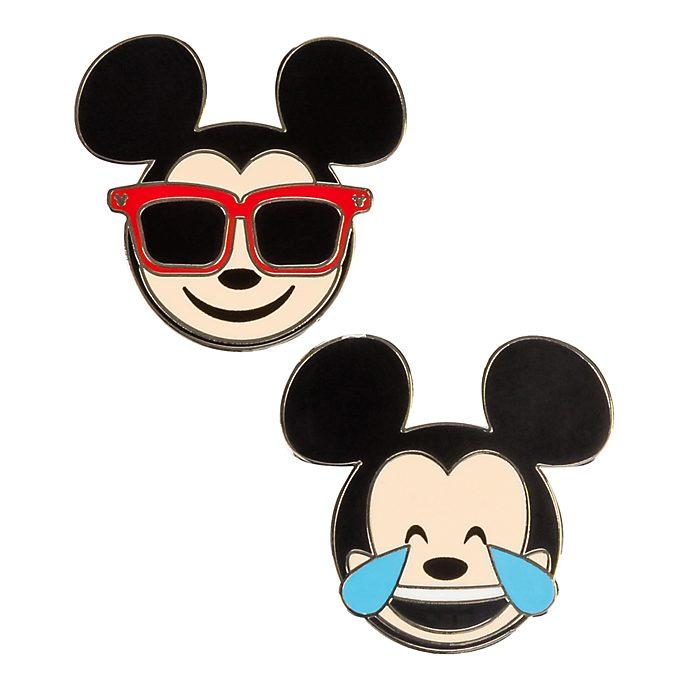 Disneyland Paris Pin's Emoji Mickey Mouse