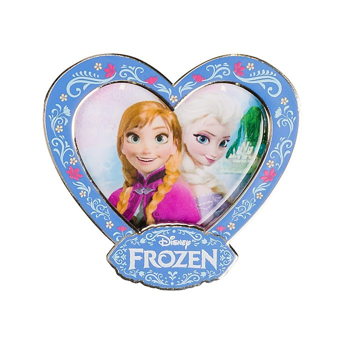 Disneyland Paris Anna And Elsa Princess Pin