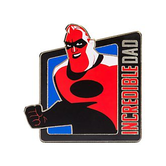 Disneyland Paris Pin's Papa Indestructible