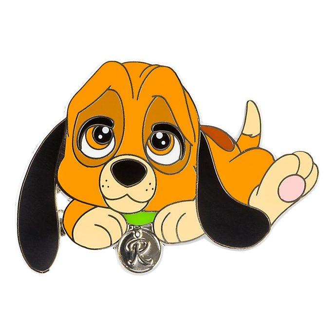 Disneyland Copper Mini Pin, The Fox and the Hound