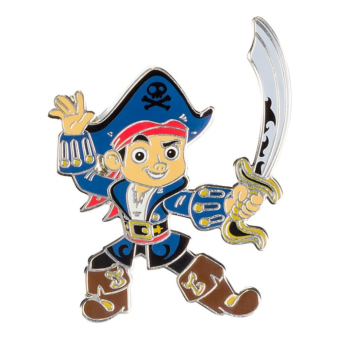 Disneyland Captain Jake And The Never Land Pirates Favourite Heroes Pin
