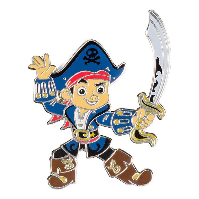 Disneyland Paris Pin's Jake et les Pirates du Pays imaginaire, Favourite Heroes