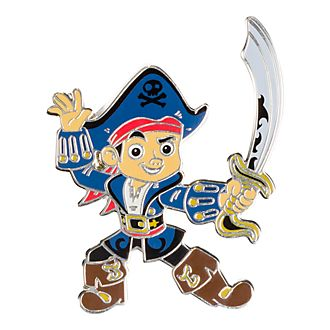Disneyland Paris Pin's Jake et les Pirates du Pays imaginaire, Favourite Heroes