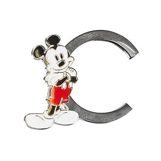 "Disneyland Paris Pin's lettre ""C"" Mickey Mouse"