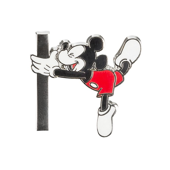 Disneyland Paris Mickey Mouse 'I' Letter Pin