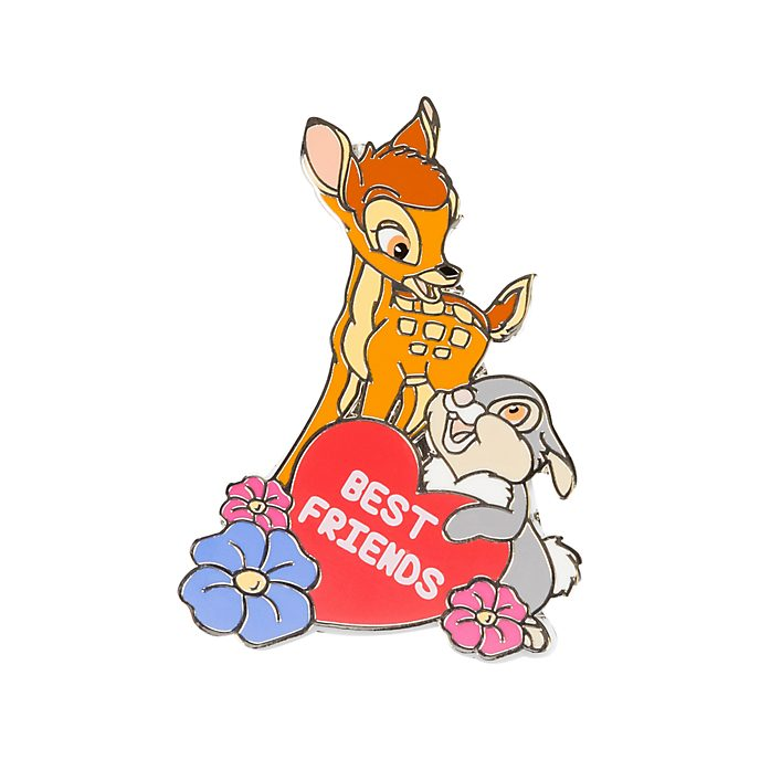 Disneyland Bambi And Thumper My Best Friends Pin