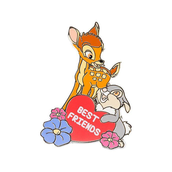 Disneyland Paris Pin's Bambi et Pan-Pan, My Best Friends