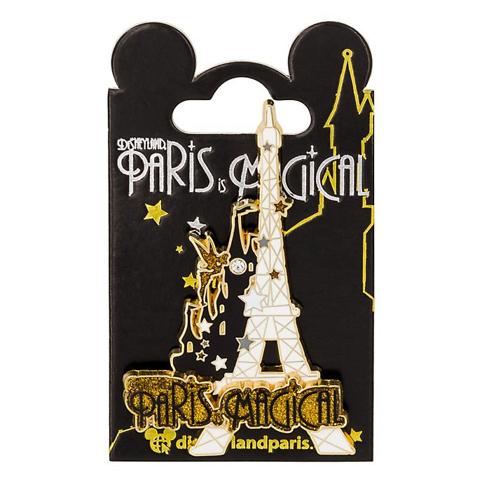 Disneyland Paris Tinker Bell Eiffel Tower Pin