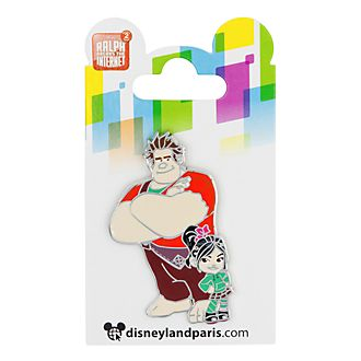 Disneyland Paris Ralph Breaks the Internet Pin