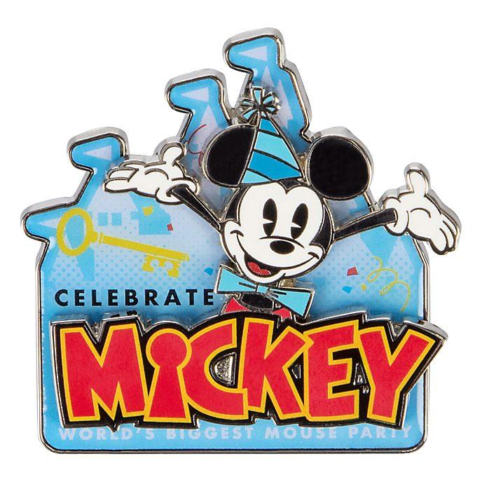 Disneyland Paris Mickey Mouse Pin