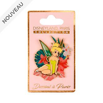 Disneyland Paris Pin's tropical Clochette, Secret Garden