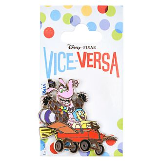 Disneyland Paris Pin's Joie et Bing Bong, Vice-Versa