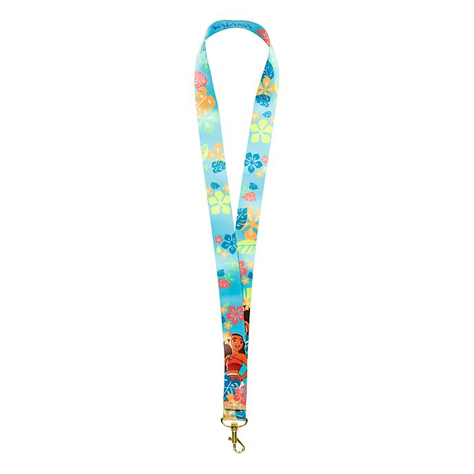 Disneyland Paris Moana Pin Lanyard
