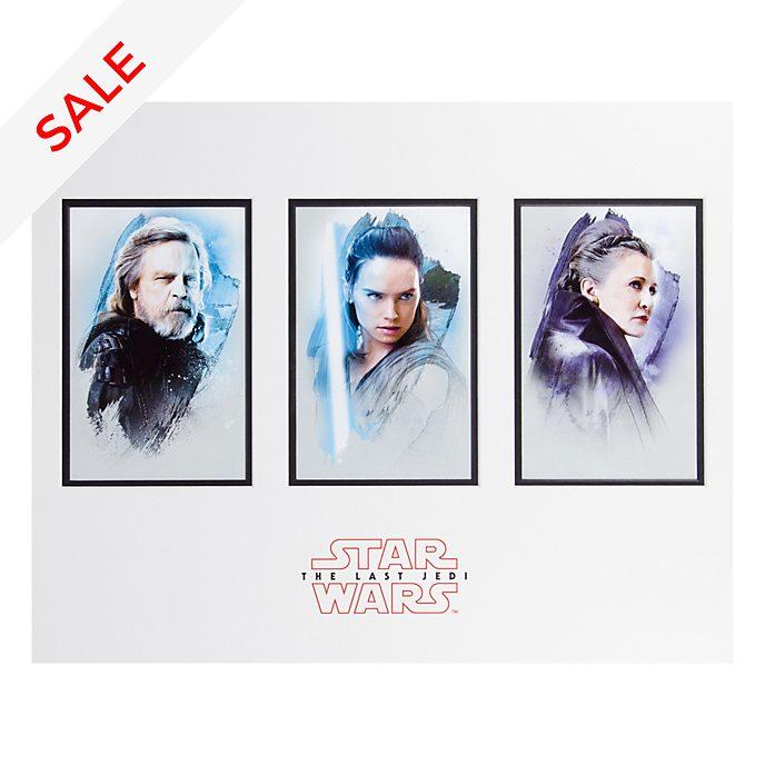 Disneyland Paris Star Wars VIII Poster