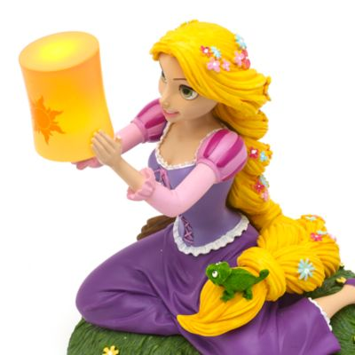 Figurine lumineuse Raiponce Disneyland Paris