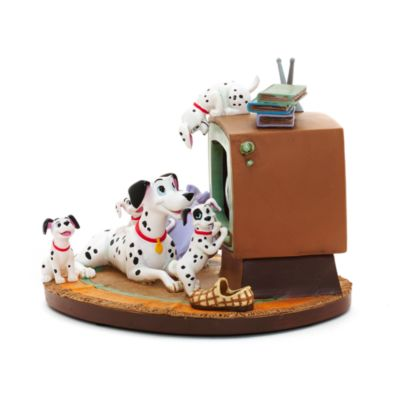 101 Dalmatians Snow Globe Ornament, Disneyland Paris