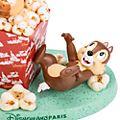 Disneyland Paris Chip 'n' Dale Figurine