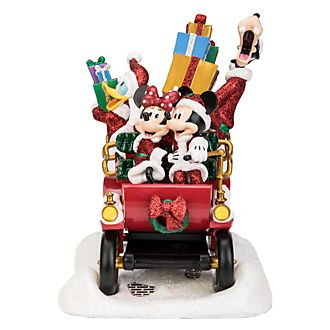Disneyland Paris Holiday Car Trip Figurine