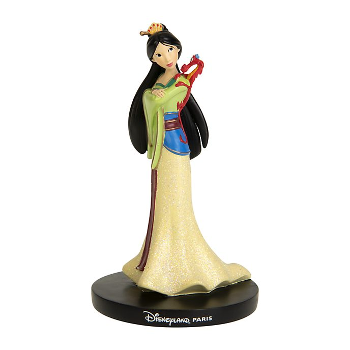 Disneyland Paris Mulan Figurine