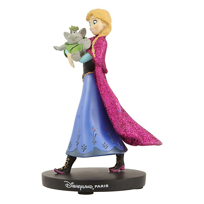 Disneyland Paris Anna Figurine