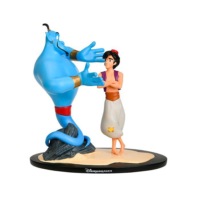 Disneyland Paris Aladdin and Genie Figurine