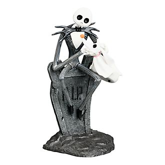 Disneyland Paris Jack and Zero Light-Up Figurine