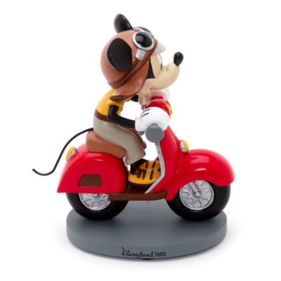 Micky Maus - Figur mit Scooter