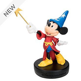 Disneyland Paris Mickey Mouse Sorcerer's Apprentice Figurine