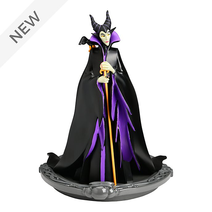 Disneyland Paris Maleficent Figurine