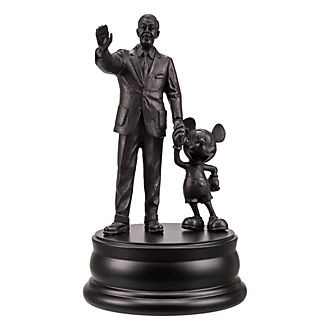 Disney Parks Walt Disney and Mickey Mouse 'Partners' Bronze Statue