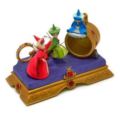 Figurine trois fées Disneyland Paris